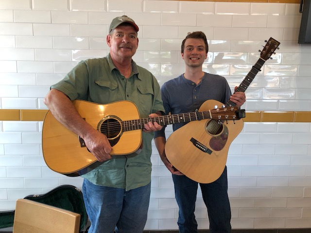 Second hand banjos and our BRC Hall of Fame Missouri | Banjo Rehab